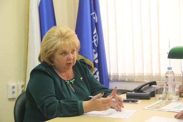 Светлана Максимова: Правильная инициатива -субсидировать расходы по подключению газа к домовладениям