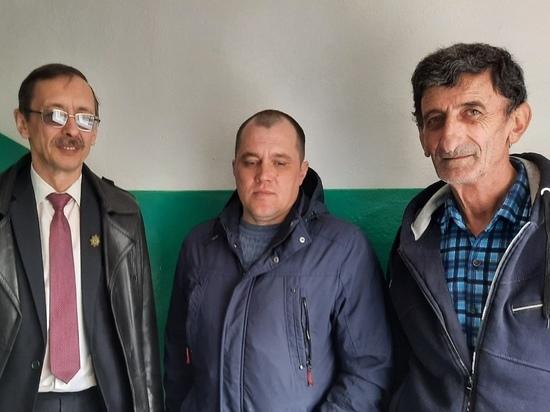 Ремонт подъездов в Оленинском МО продолжается