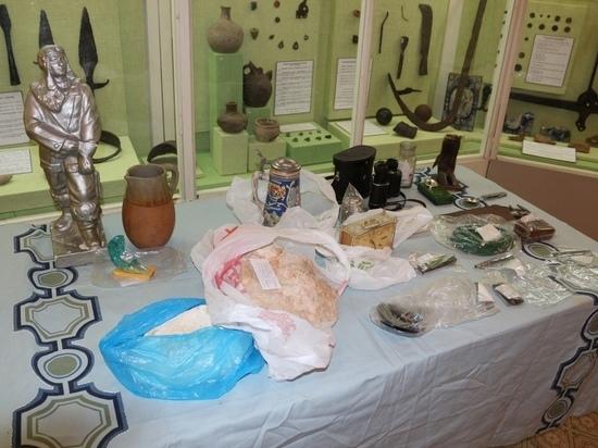 Краеведческий музей Андреаполя поставил на учет 90 экспонатов