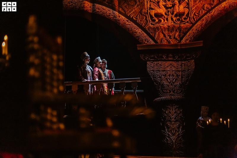 Невольники поведают о своем в театре драмы