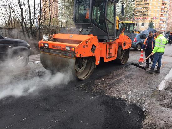 Тверские дороги ожидают ремонт