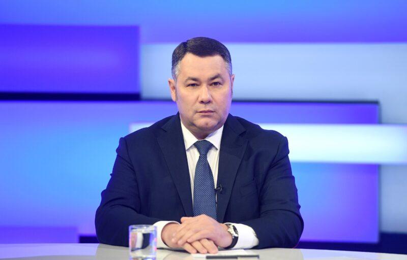 Игорь Руденя: Сейчас мы можем говорить об уверенном финансово-экономическом положении Тверского вагоностроительного завода
