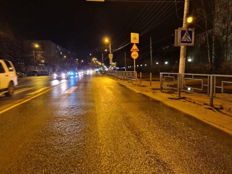 В Твери лихач сбил девочку пешехода и скрылся с места ДТП
