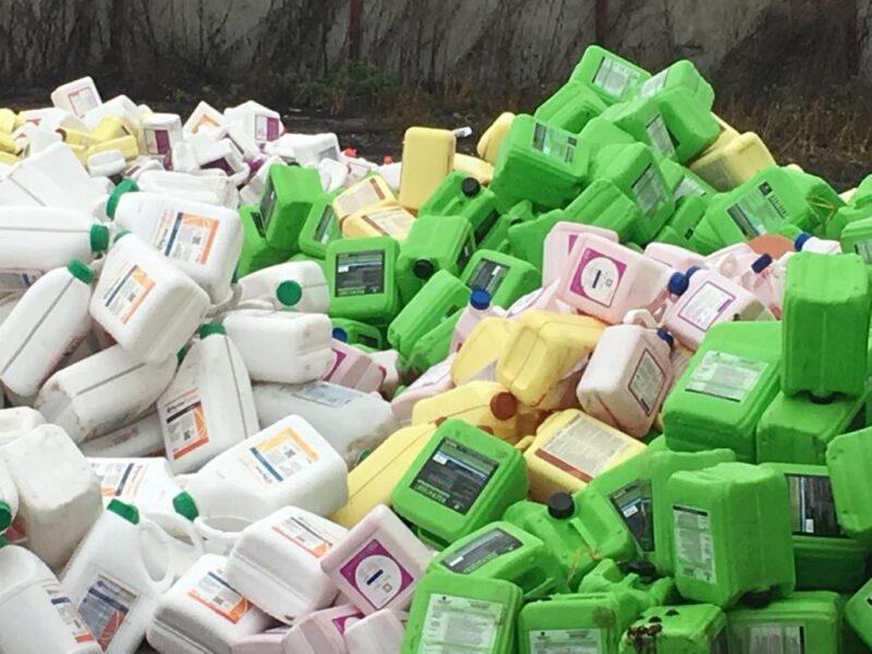 """""""Россельхозцентр"""" рассказал о правилах сбора и утилизации тары из-под пестицидов"""