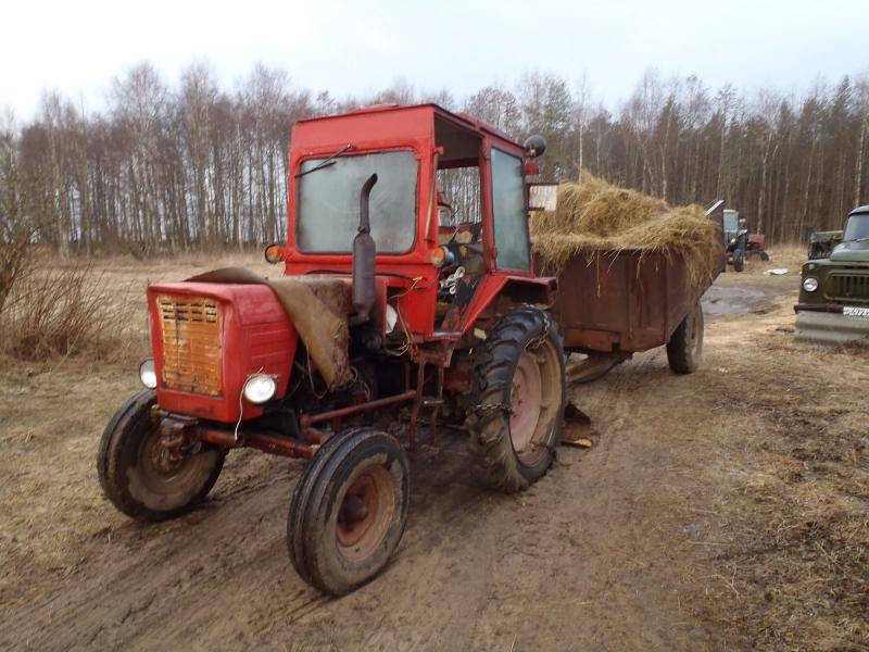 В Тверской области задержан угонщик трактора