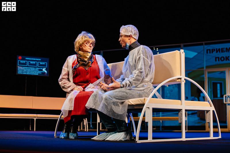 В Тверском театре драмы покажут мужчин в предвкушении чуда