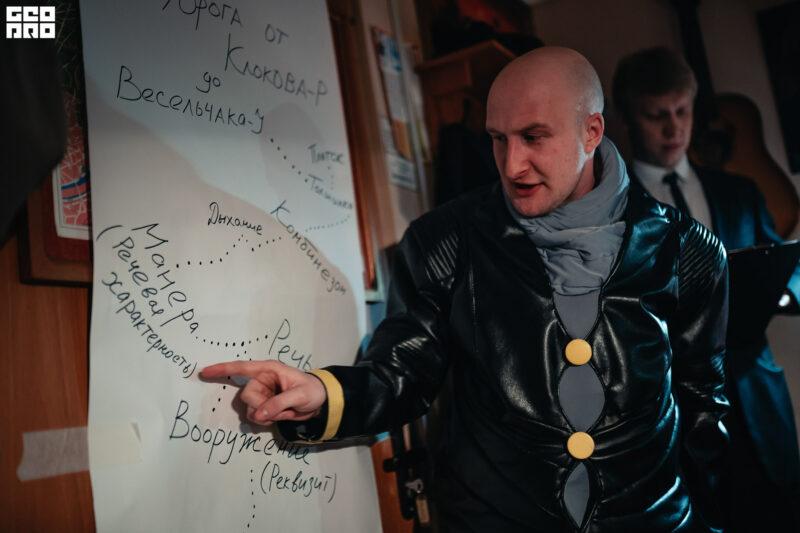 В Тверском ТЮЗе разгадали тайну Ивана Крылова
