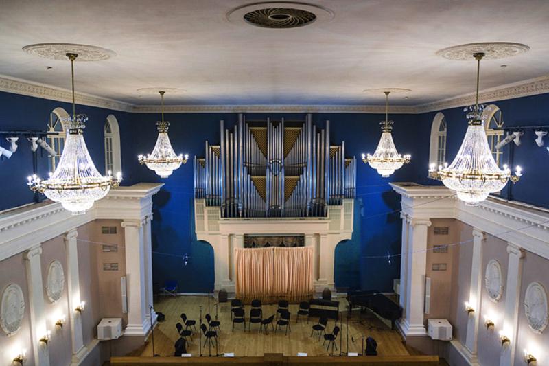 В Тверской филармонии прозвучит музыка космических глубин
