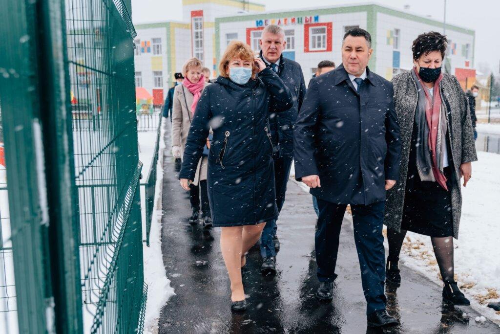 В Лихославле ликвидировали очередь в детские сады