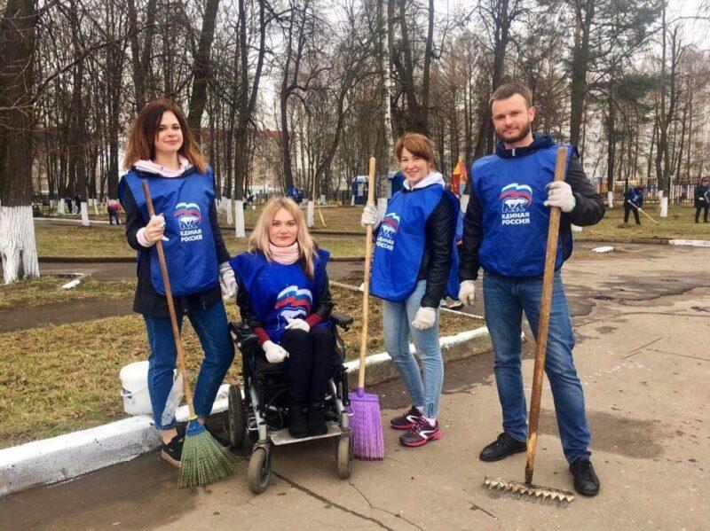 Светлана Козлова: Субботники объединяют людей