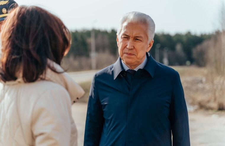 Владимир Васильев провёл работу мобильной приемной президента Владимира Путина в Калининском районе, Твери и Ржеве