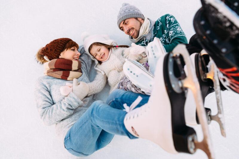 Весне дорогу, но коньки на ногу: жителей Твери ждут на массовые катания на коньках