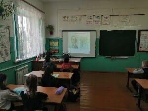 День детской книги отметила школа Ржевского района