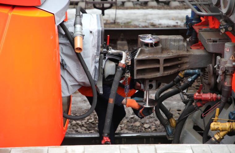 В Тверской области проходит строительство вторых железнодорожных путей на направлении Дмитров-Сонково-Мга