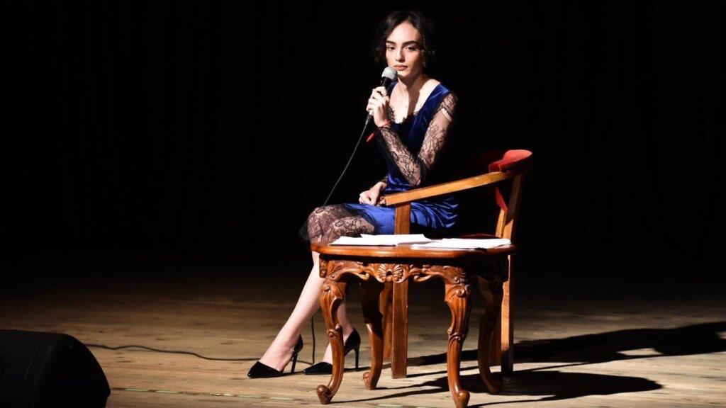 """В ДК """"Металлист"""" пройдет вечер поэзии Анны Егоян"""
