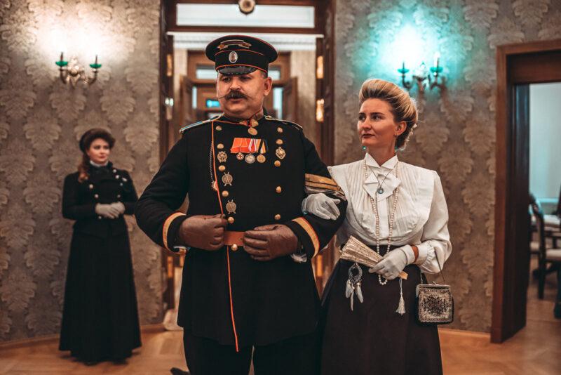 """Жителям и гостям Твери покажут театрализованную программу """"Исторический вокзал"""""""