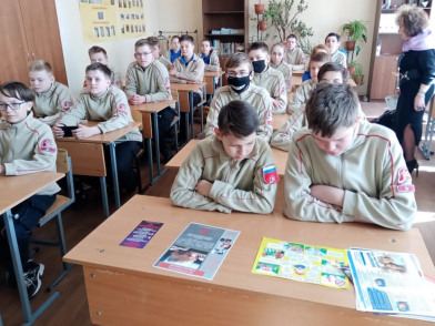 Полицейские Твери присоединились к Всероссийской профилактической акции «Твой выбор» и Общероссийской акции «Призывник»