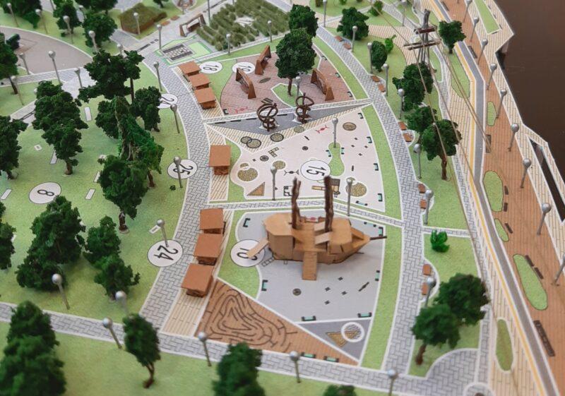 Благоустройство общественных пространств в Тверском регионе объединило инициативных граждан