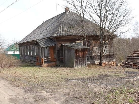 В Тверской области сохранился дом, в котором жили священники и сироты