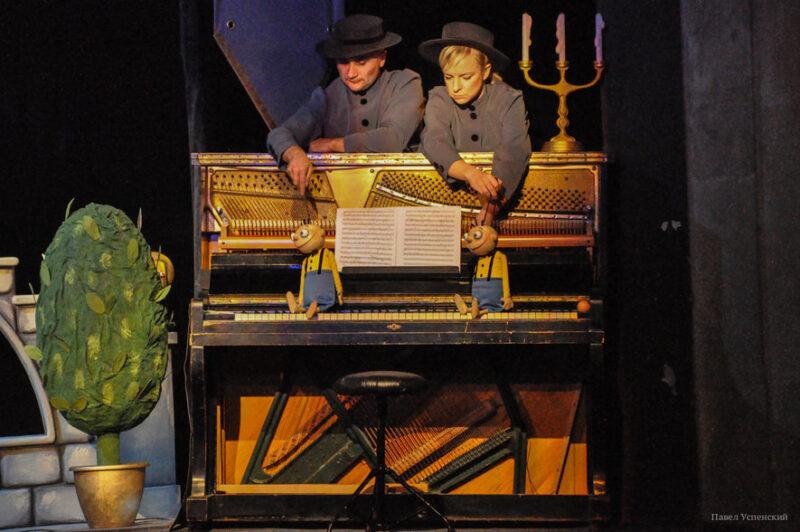 Тверской театр кукол приглашает посмотреть на Кентервильское привидение