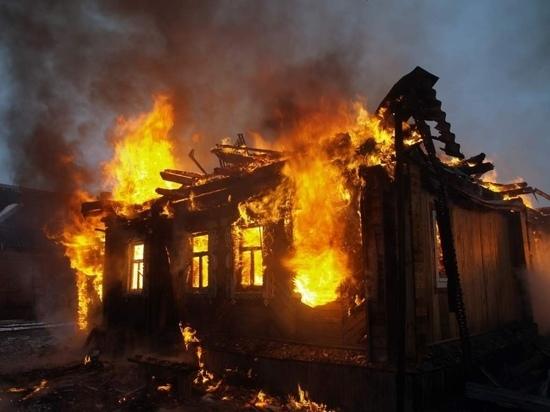 В Бологое расследуют гибель мужчины на пожаре
