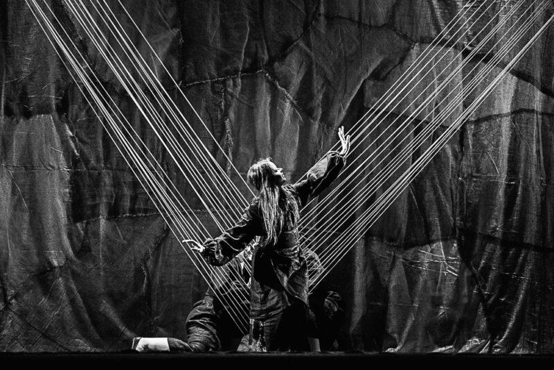 В Тверском театре кукол покажут японскую народную сказку