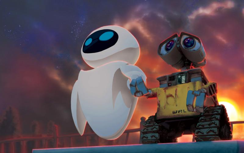 """В котокафе """"Мур-мяу"""" покажут мультфильм про робота-мусорщика"""