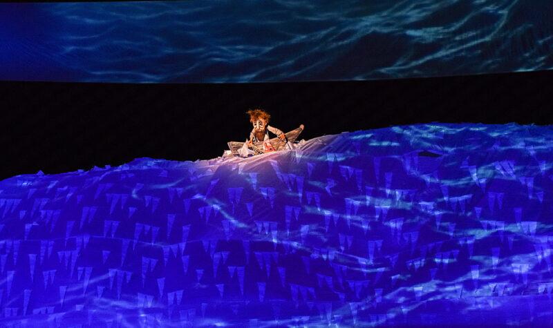 Сказку о рыбаке и рыбке расскажут на сцене Тверского театра кукол