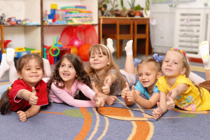 В Оленинском округе опровергли информацию о закрытии детского сада