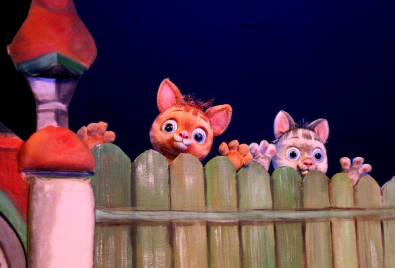 В Твери Нижегородский театр кукол расскажет историю о Кошкином доме