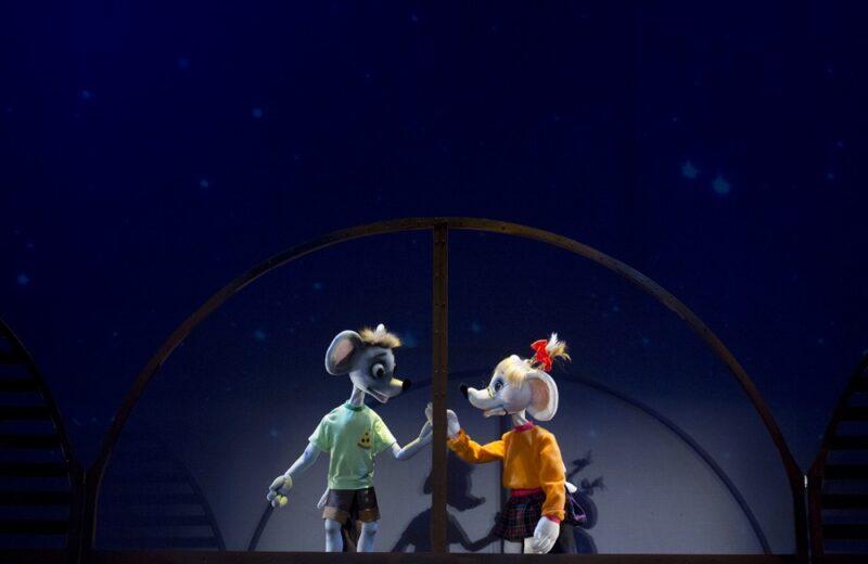 В Твери Нижегородский театр кукол покажет спектакль о мышах, любящих сыр