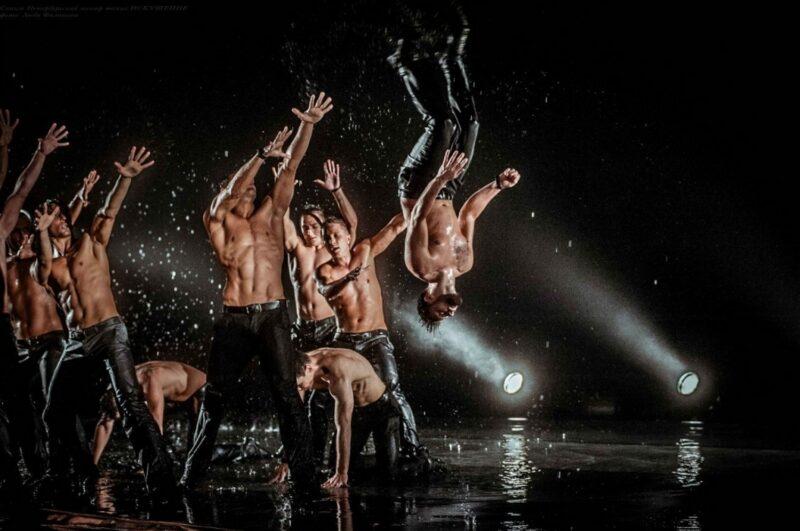 В Твери покажут легендарное шоу под дождём «Признание в любви»