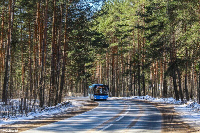 «Транспорт Верхневолжья» запустит дополнительные маршруты на Вербное воскресенье и Пасху