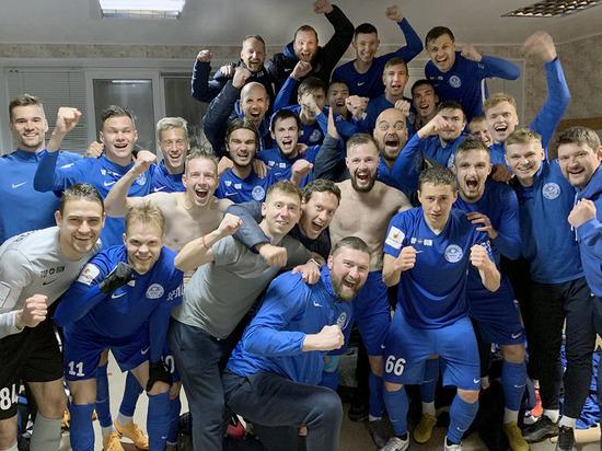 ФК «Тверь» впервые одержал победу после зимнего перерыва