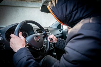 """Юные искатели приключений: двое несовершеннолетних попытались украсть машину """"Ford"""" в Тверской области"""