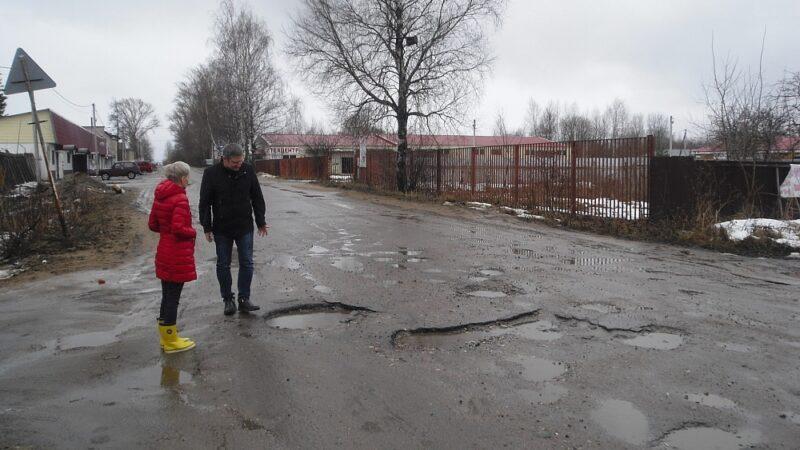 """В Калязине провели """"Дорожный мониторинг"""""""