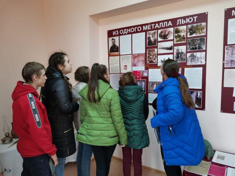 Ребята из Становской средней школы Ржевского района побывали на познавательной экскурсии