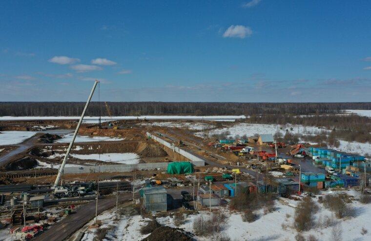 В Завидово Тверской области идет подготовка к строительству нового речного порта