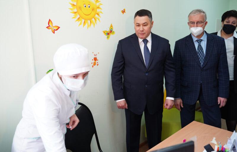 В 2021 году Лихославльская ЦРБ получит новое оборудование