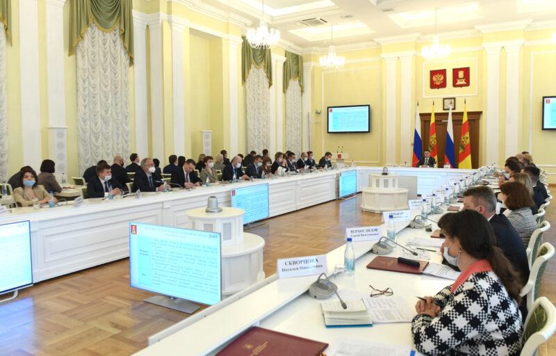 В Тверской области подтвердили финансирование на 2021 год для продолжения выполнения ключевых инфраструктурных проектов