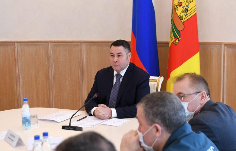 Лесной фонд Тверской области увеличится почти на 440 гектаров