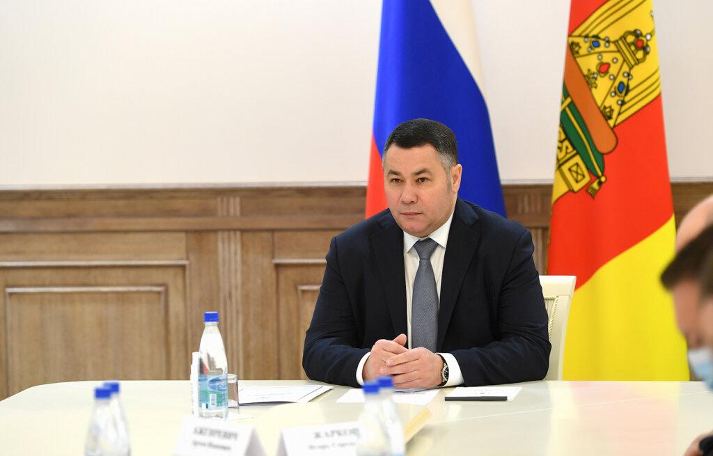 Губернатор назначил новых заместителей председателя правительства Тверской области