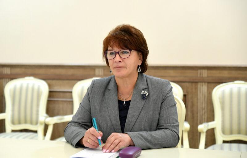 Наталья Рощина: Одна из приоритетных задач – это благоустройство территории