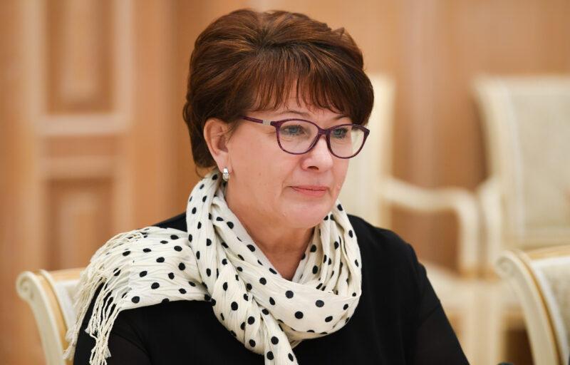 Наталья Рощина: Мы строим детский сад – впервые за последние 20 лет