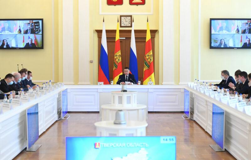 Игорь Руденя провел совещание с главами муниципалитетов по обеспечению безопасности в майские праздники