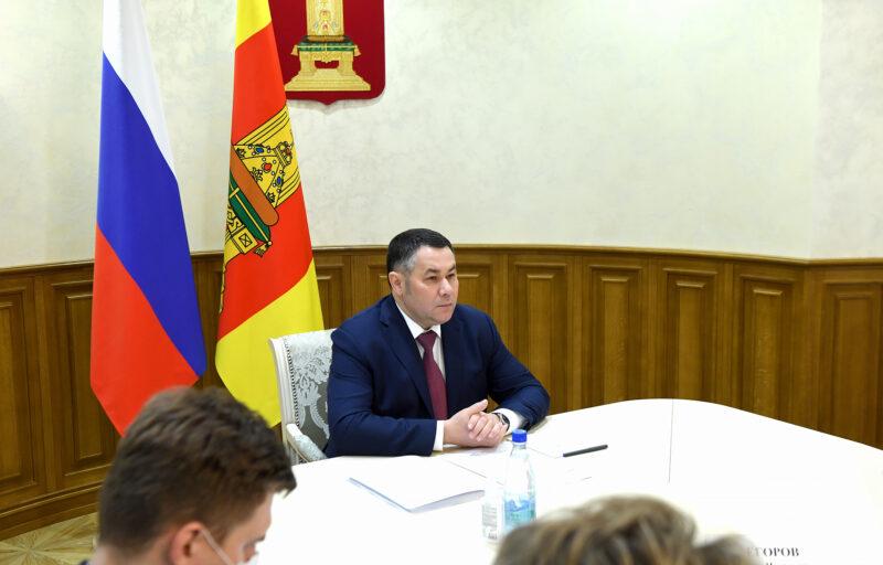 Жители Тверской области смогут получить сертификат профилактической прививки от COVID-19