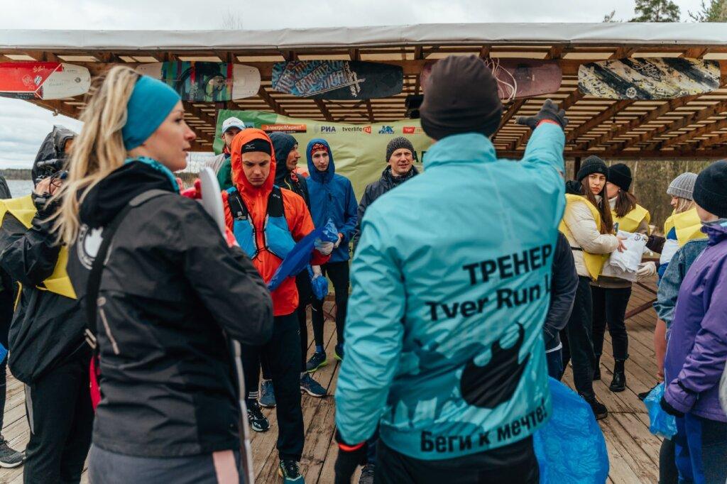 Спасем природу на бегу: в Твери прошел воскресный плоггинг