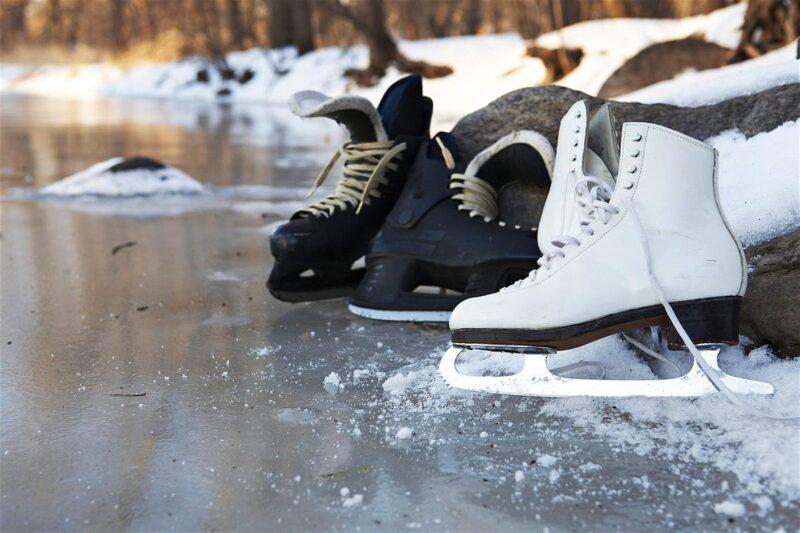 В весенней день жителей Твери массово зовут кататься на коньках