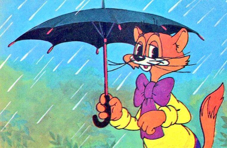 В Тверской области может пойти дождь