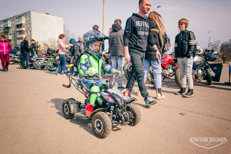 Запечатленные в фото: фоторепортаж с 1-ого этапа Чемпионата по мотоджимхане